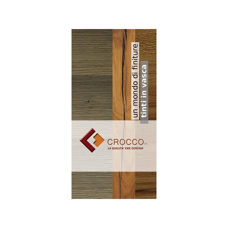 CROCCO - Depliant tinti in vasca 2018
