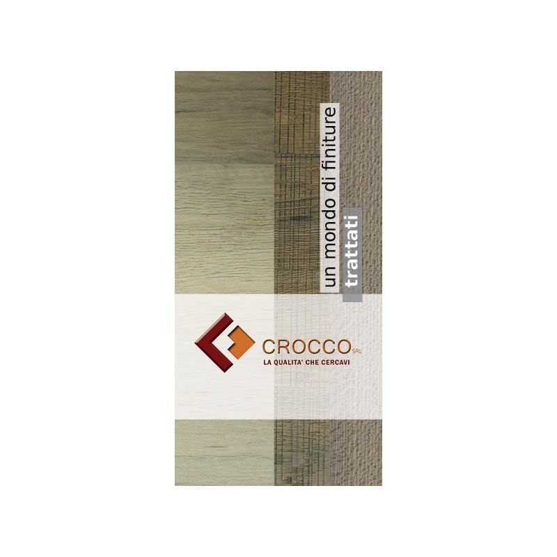 CROCCO - Depliant trattati 2018