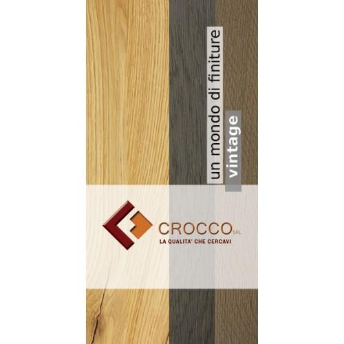 CROCCO - Depliant vintage 2018