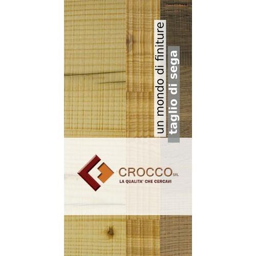 CROCCO - Depliant Taglio di sega 2018